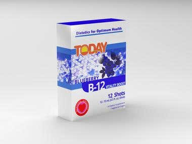 Today Product Package Design