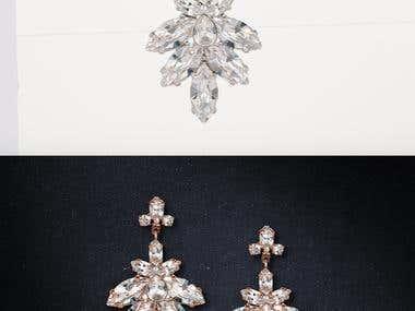 Jewelry editing