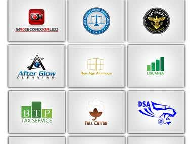 Corporate-Business Logo Designs