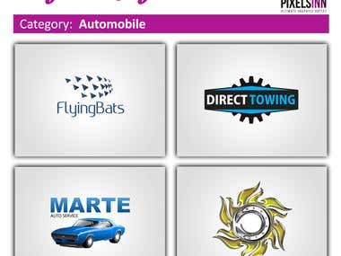 Automobile Logo Designs