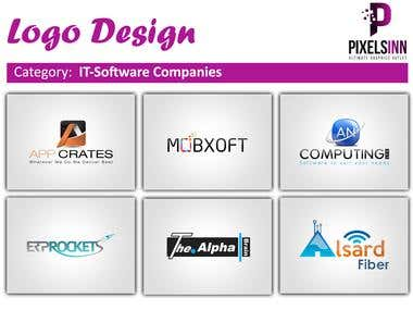 IT companies Logo Design
