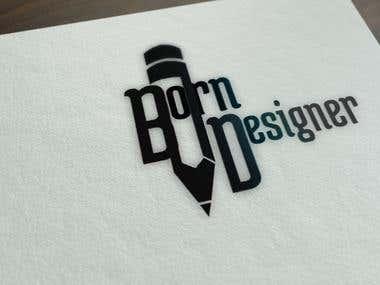 Born Designer Logo