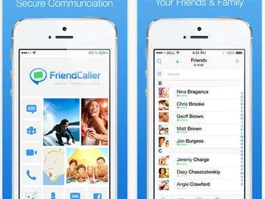 FriendCaller Video Chat