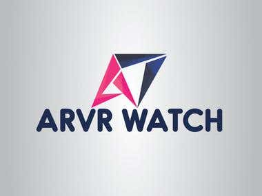 AVRV WATCH LOGO