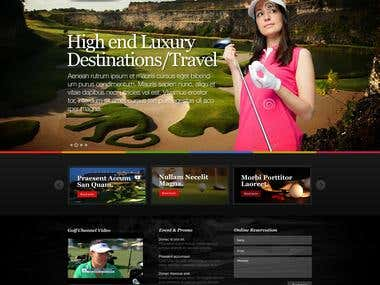Woman Golf & Travel Concierge - 2015