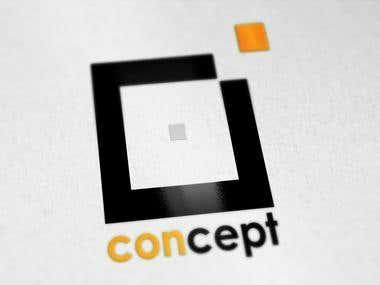 Square Concept Logo