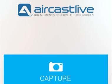 AirCastLive App
