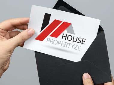 House Propertyze Logo