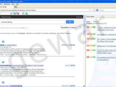UI Design/Firefox Add-on development