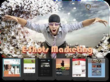 E-shot marketing campaign