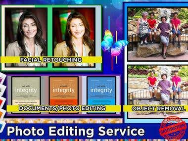 Do creative and attractive work related to Photoshop