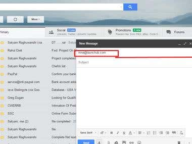 Lead Generation List Building Email Hunting By Rapp
