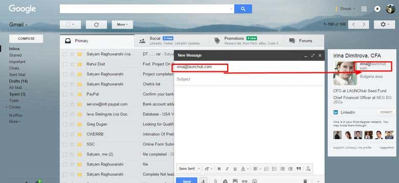 Lead Generation List Building Email Hunting By Rapp | Freelancer