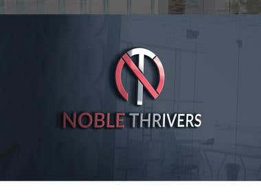Noble Thrivers Logo