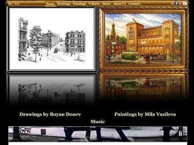 Old Times Art Studio