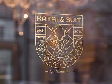 Katai And Suit Logo
