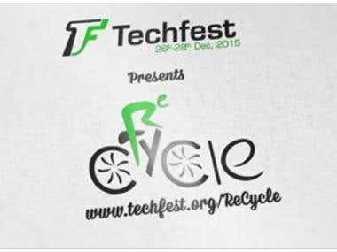 ReCycle | techfest, IIT Bombay
