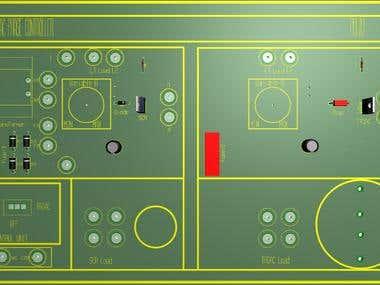 SCR and Triac Controller Test Board