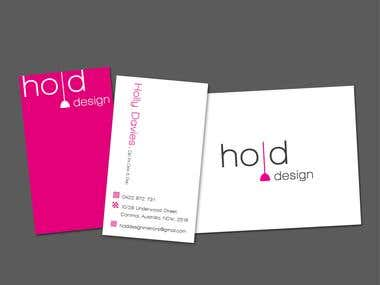 Hold Design Project