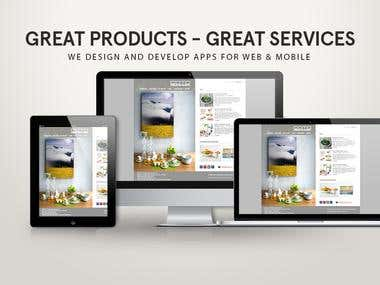 Website by PHP