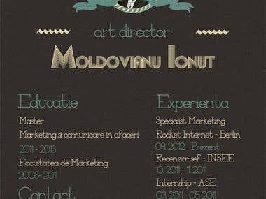 Creative CV.