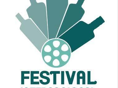 Logo y Cartel Festival Internacional de Cine de Tequila