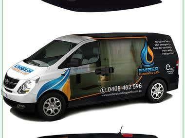 Hyundai Iload Wraps Design