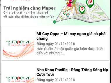 Maper - Android