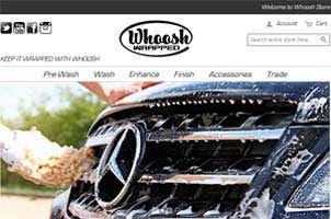 Magento eCommerce site