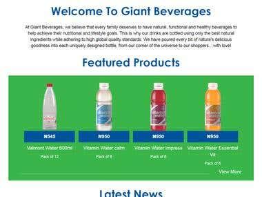 Giant Beverages