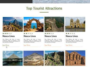 Next Stop Peru