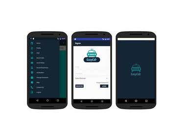 Easycab Android App