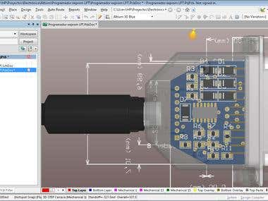 Schematic design and PCB with Altium