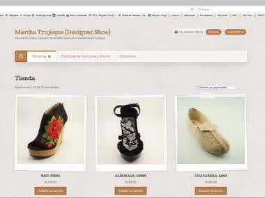 Diseños WEB de Clientes (diseñadora de imagen)