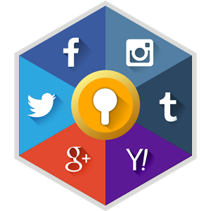 Social Media Vault - iOS and Android