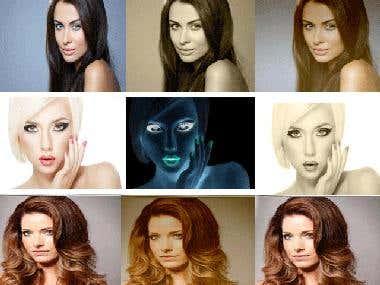 Dynamic Lifestyle Images-Photoshop