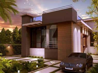 14002 Private Villa