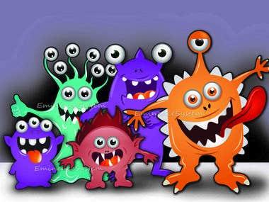 Children Book Characters