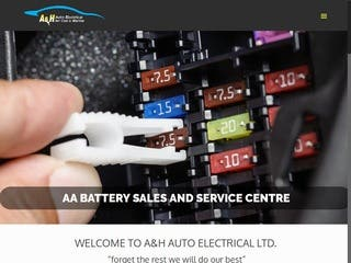 A&H Auto electrical