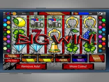 Reskin Android Game - Casino Slot