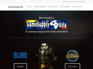 GameSupply Vzla