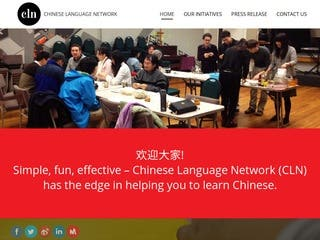 Chinese Language Network