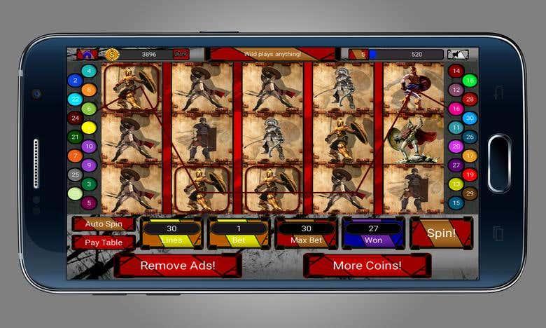 Reskin Android Game - Casino Slot | Freelancer