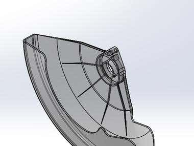 Safety glass for Mitter Saw