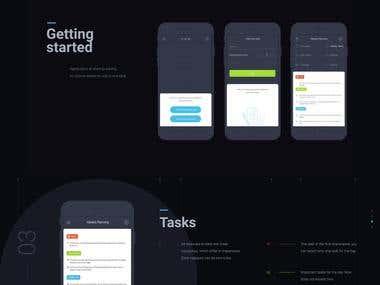 Pomodoro iOS App