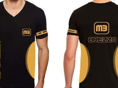 T-shirt m3 brezzo
