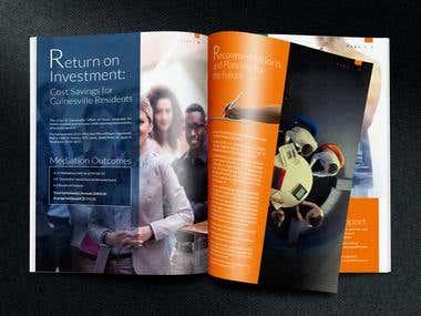 Magazine Design - 2