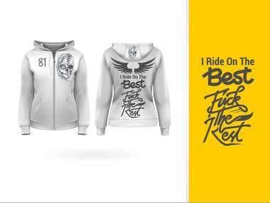 T-Shirts & Hoodie Designs