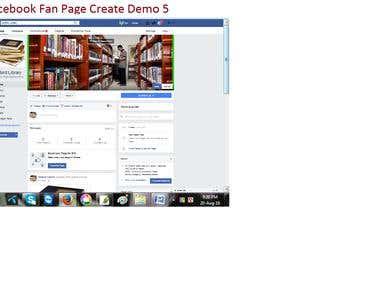 Create Fanpage