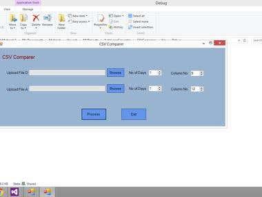 Software for CSV/Excel Data Processor
